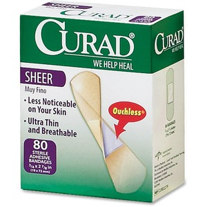 Medline CURAD Sheer Bandage MIICUR02279