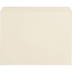Business Source Straight Tab Cut File Folder BSN43565