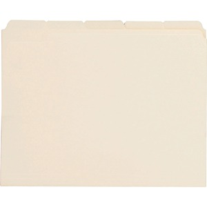Business Source Top Tab File Folder BSN43567