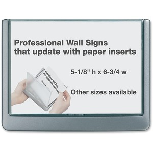 Durable CLICK SIGN Holder DBL497737