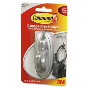 Command Traditional Large Hook MMM17053BN