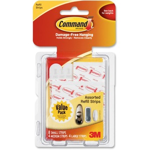 Command Replacement Strip MMM17200CL