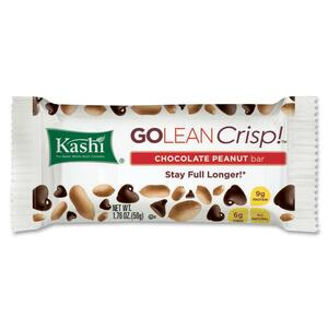 Kashi Go Lean Chocolate Peanut Butter Crunch Bar KEB27240