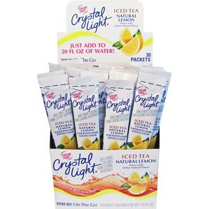 Crystal Light On-The-Go Iced Tea Mix Sticks KRF00757