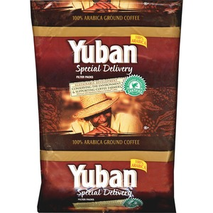 Yuban Colombian Coffee Filter Pack KRFGEN86307