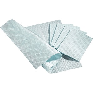 Medline NON24356B Dental Bibs Professional Towel MIINON24356B