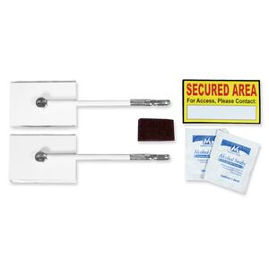 Unimed-Midwest Security Lock Kit MRLNPRL151WHR