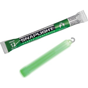 "Miller's Creek 6"" Emergency Green Snaplight MLE151848"