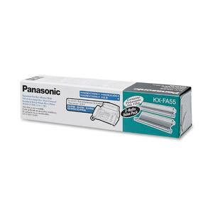 Panasonic Black Ribbon Cartridge PANKXFA55