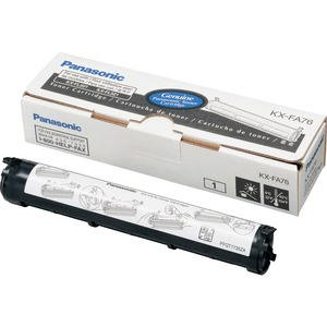 Panasonic Black Toner Cartridge PANKXFA76