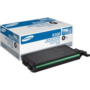 Samsung Toner Cartridge - Black SASCLTK508S
