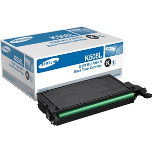 Samsung Toner Cartridge - Black SASCLTK508L