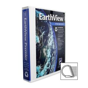 Aurora Earthview Premier D-Ring Binder AUA09251