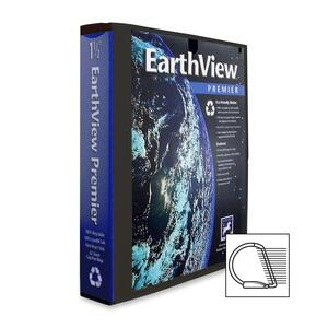 Aurora Earthview Premier D-Ring Binder AUA09261
