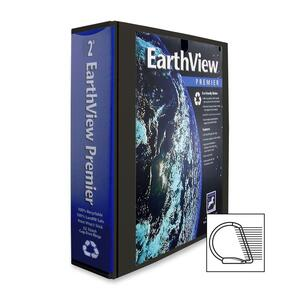 Aurora Earthview Premier D-Ring Binder AUA09262