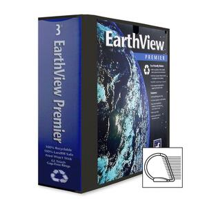 Aurora Earthview Premier D-Ring Binder AUA09263