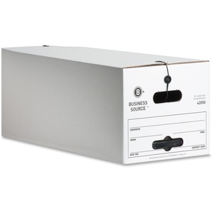 Business Source File Storage Box BSN42050