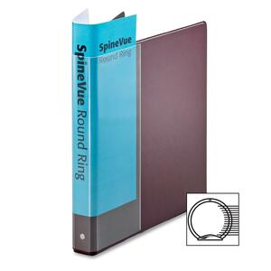 Cardinal SpineVue Locking Round Ring Binder CRD16358CB