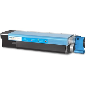 Media Sciences Toner Cartridge - Replacement for Okidata (43865719) - Cyan MDA40034