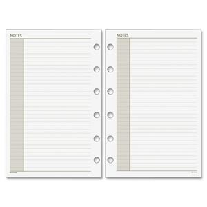 Day Runner Planner Notes Refill Pages DRN011200