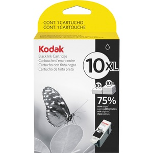 Kodak 10XL Ink Cartridge - Black KOD8237216
