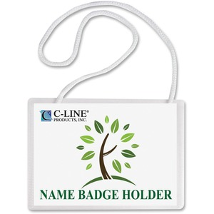 C-line Specialty Name Badge Kit CLI97043
