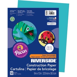 Riverside Groundwood Construction Paper PAC103602
