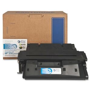 Elite Image Toner Cartridge - Remanufactured for HP - Black ELI75427