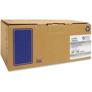 Elite Image Toner Cartridge - Remanufactured for HP - Black ELI75424