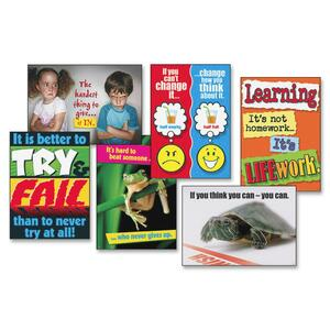Trend Stay Focused Poster Pack TEPTA67910