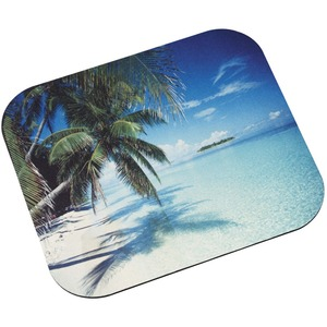 3M Tropical Beach Mouse Pad MMMMP114YL
