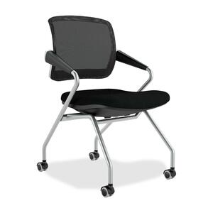 Mayline Valore TSM2 Mid Back Chair MLNTSM2BB