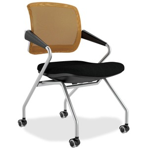 Mayline Valore TSM2 Mid Back Chair MLNTSM2BO