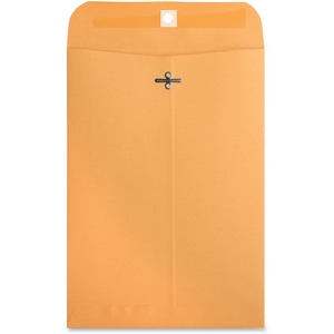 Business Source Heavy-Duty Clasp Envelope BSN36662