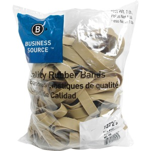 Business Source Quality Rubber Band BSN15726