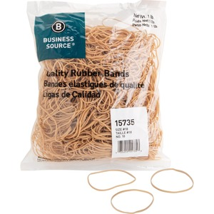 Business Source Quality Rubber Band BSN15735