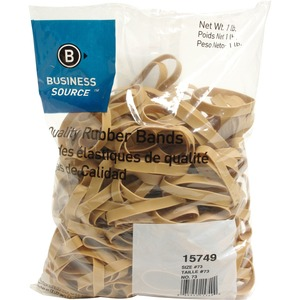 Business Source Quality Rubber Band BSN15749