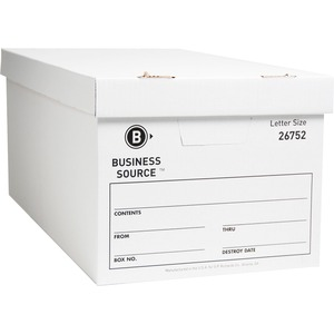 Business Source File Storage Box BSN26752