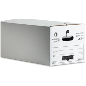 Business Source File Storage Box BSN26756