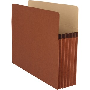 Business Source Accordion Expanding File Pocket BSN65792