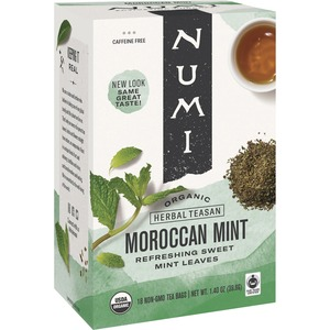 Numi Simply Mint Tea NUM10104