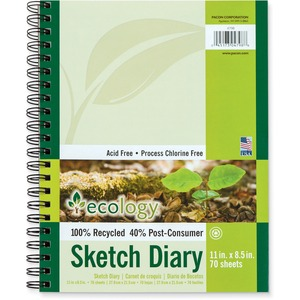 Pacon Ecology Sketch Diary PAC4798