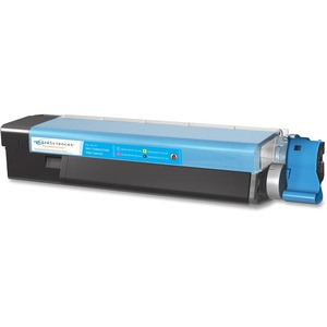 Media Sciences Toner Cartridge (43324403) - Cyan MDAMSOK5855CHC