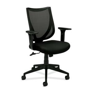 Basyx by HON Mesh Mid Back Management Chair BSXVL561MM10