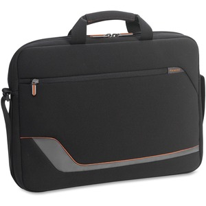 "Solo Vector Carrying Case (Briefcase) for 17.3"" Notebook - Black USLVTR1244"