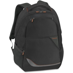 "Solo Vector Carrying Case (Backpack) for 16"" Notebook - Black USLVTR7244"