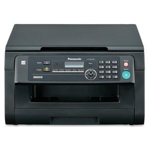 Panasonic Laser Multifunction Printer - Monochrome - Plain Paper Print - Desktop PANKXMB2000