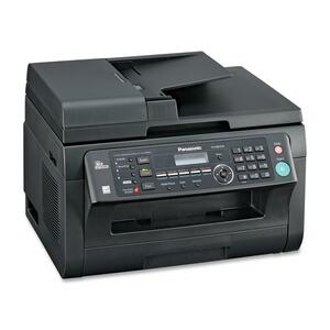 Panasonic Laser Multifunction Printer - Monochrome - Plain Paper Print - Desktop PANKXMB2030
