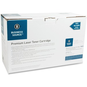 Business Source Toner Cartridge - Remanufactured for HP - Black BSN38658