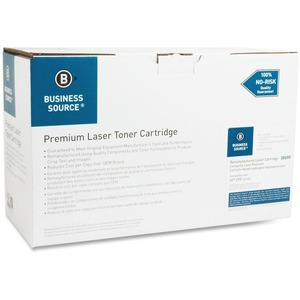 Business Source Toner Cartridge - Remanufactured for HP - Black BSN38690